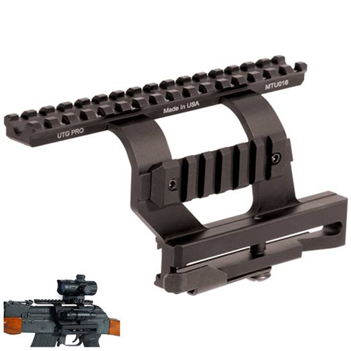 Made in USA UTG Quick Detach AK47 Scope Mount
