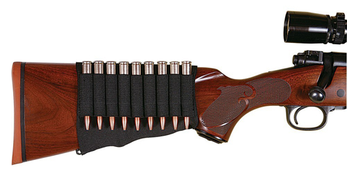 Rifle Buttstock Holder