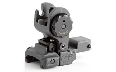 AR15/AR10 A.R.M.S. #40 Std. A2 Flip Up Rear Sight