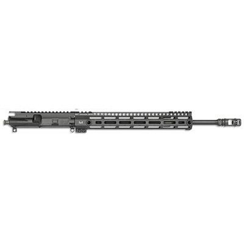 Midwest Ind 5.56 Mid-Length AR15 Lightweight MLOK Upper Receiver - Click Image to Close