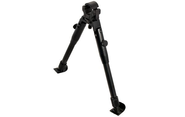 UTG Adjustable Tactical Barrel Mount Bipod Legs / TL-BP08ST-A