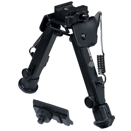 UTG TACTICAL OPS Quick Detach Rail Mount Compact Height Bipod