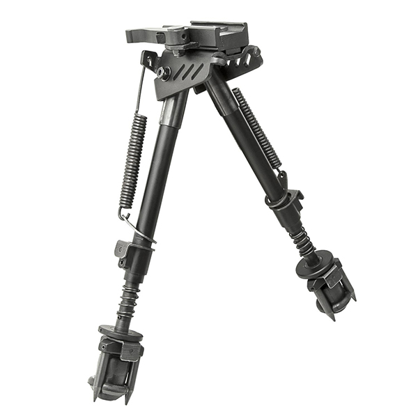 VISM KPM Rifle Bipod with KeyMod M-Lok and Picatinny Mounts