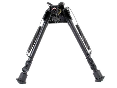 Harris HBL-S Tactical Ultralight Swivel Rifle Bipod