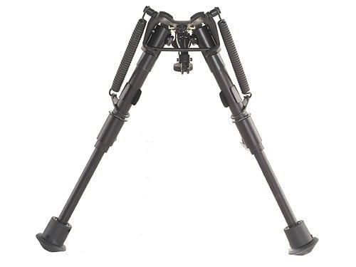 Harris 1A2-BR Adjustable Bench Rest Height Rifle Bipod