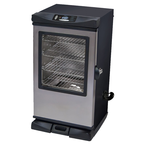 "Masterbuilt 30"" Gen2 Smoker w/Window/RF Remote"