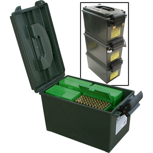 AC11 Ammo Can - Forest Green