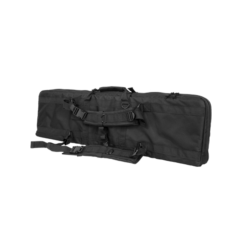 "NcStar Tactical Black Double Carbine Case 42"" / CVDC2946B-42"