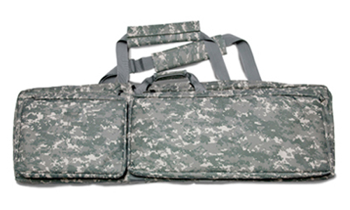 "NcStar Tactical 45"" Double Rifle Shotgun Case"