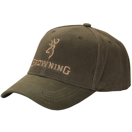 Browning Dura-Wax Cap Olive Color
