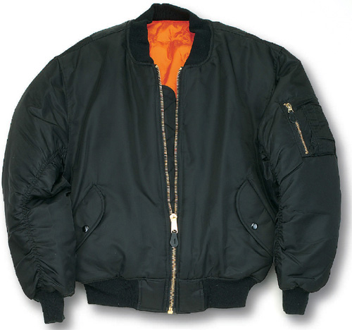 Ultra Force MA1 Military Style Flight Jacket