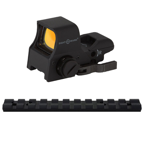 Mossberg Combo #8 - Ultra Shot Reflex Sight + Weaver Scope Mount