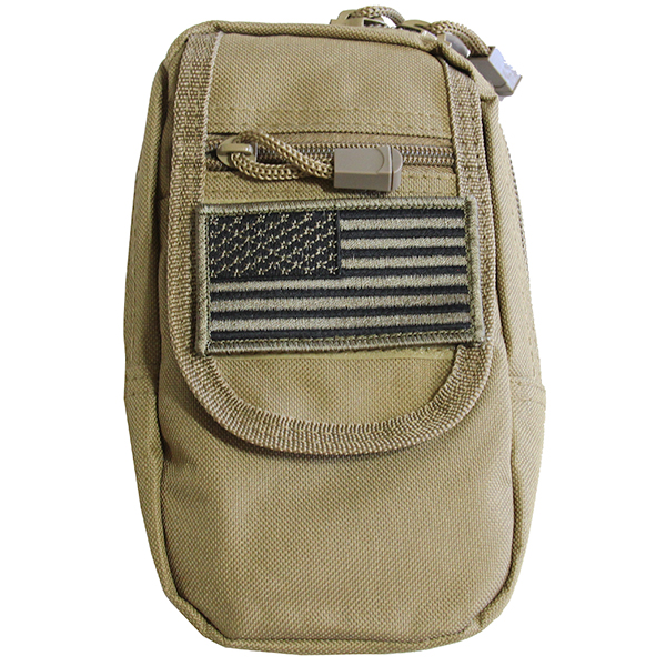 MOLLE Compatible Utility Pouch Fits CZ Scorpion EVO Magazines
