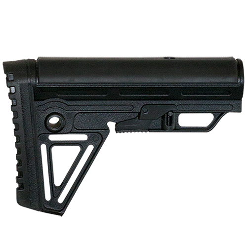Trinity ALPHA Complete Collapsible AR15 Stock Assembly Kit