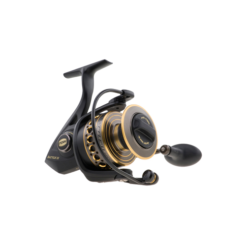 Penn Battle II 4000 Spinning Reel 6.2:1 Gear Ratio / 1338219