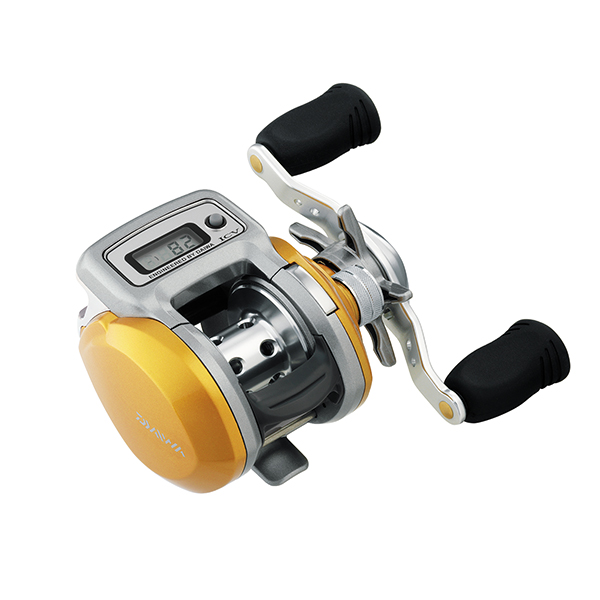 Daiwa Accudepth ICV Right Hand Digital Line Counter Fishing Reel