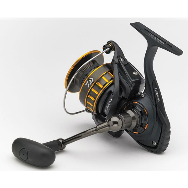 Daiwa BG SZ 2500 Saltwater Rated Spinning Fishing Reel / BG2500