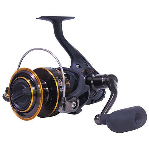 Daiwa BG SZ 5000 Saltwater Rated Spinning Fishing Reel / BG5000