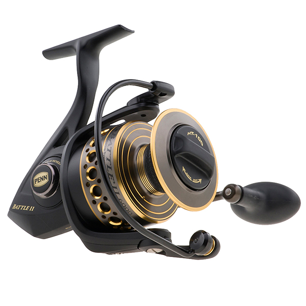 Penn Battle II 6000 Spinning Reel 5.6:1 Gear Ratio / 1338221 - Click Image to Close