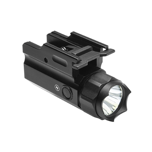 NcStar Tactical 150 Lumen Strobe Flashlight w/ Digital Switch