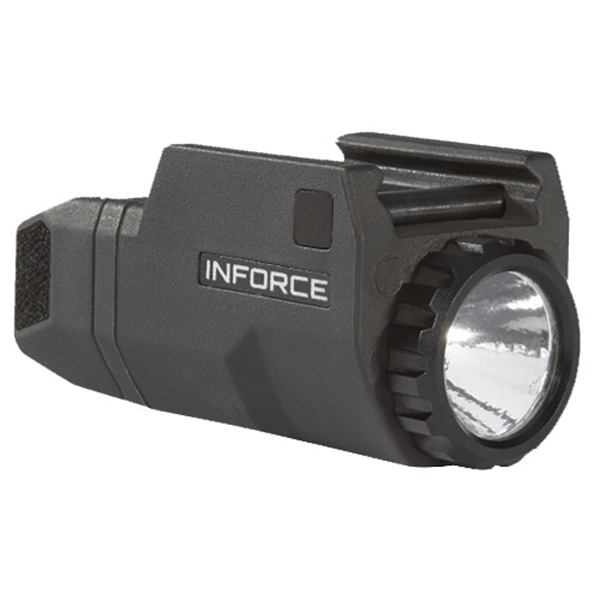 INFORCE APLc 200 Lumen LED Compact Flashlight for GLOCK Pistols