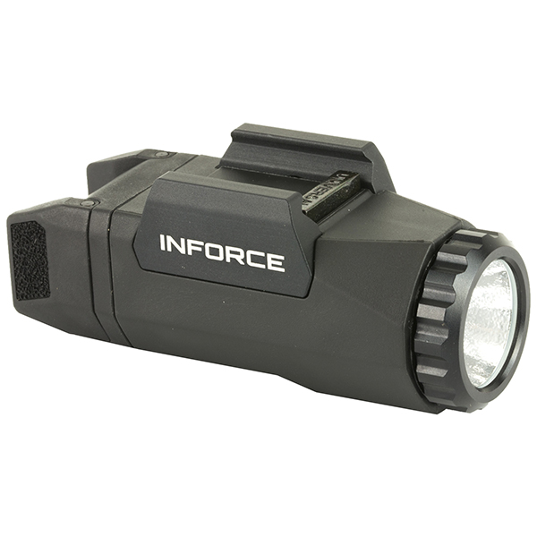 INFORCE APL Gen-3 LED 400 Lumen Picatinny Mount Flashlight