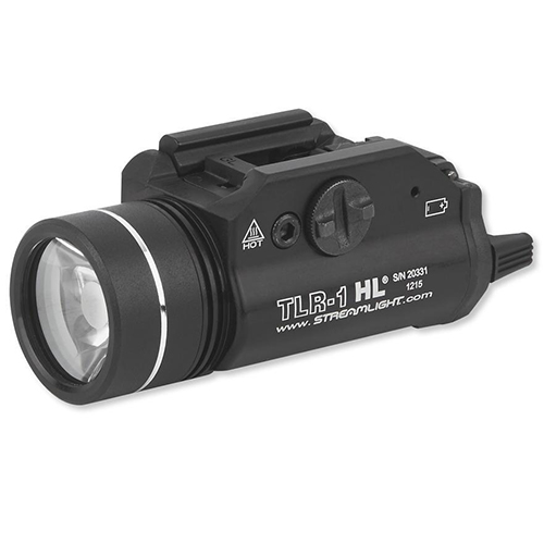 Streamlight TLR-1 HL 800 Lumen Tactical Weapon Flashlight