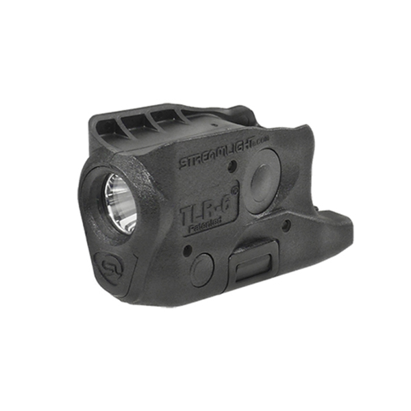 Streamlight TLR-6 White LED Tactical Light for Glock 26 27 33