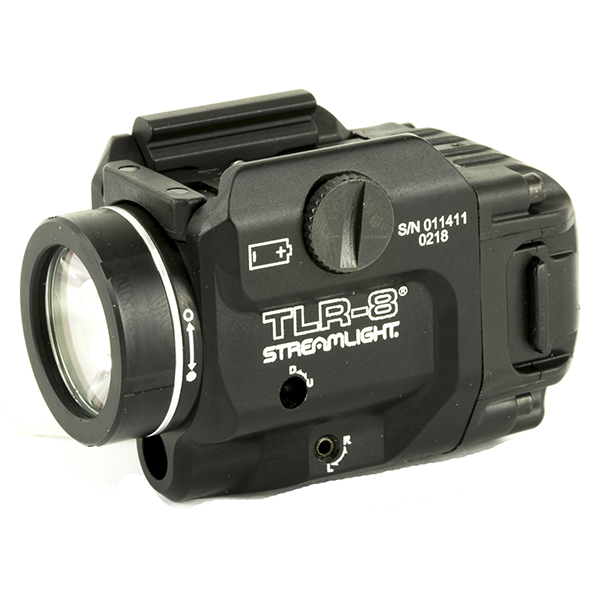 Streamlight TLR-8 500 Lumen Tactical Compact Laser Light Combo