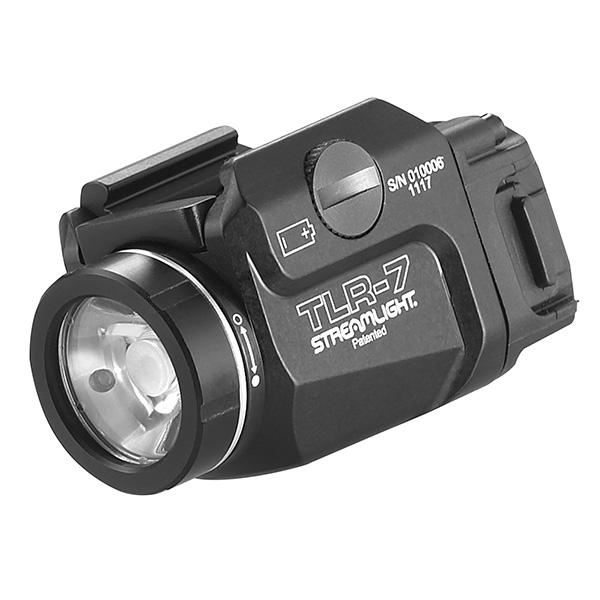 Streamlight TLR-7 500 Lumen Tactical Compact Weapon Flashlight