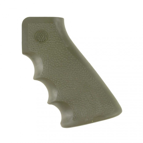 AR15/M16/M4 Overmolded Grip - Rubber Grip w/ Finger Grooves OD