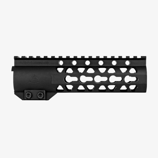 "Trinity Force ATLAS 7"" AR15 KeyMod Handguard Rail System - Click Image to Close"