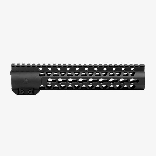 "Trinity Force ATLAS 10"" AR15 KeyMod Handguard Rail System - Click Image to Close"