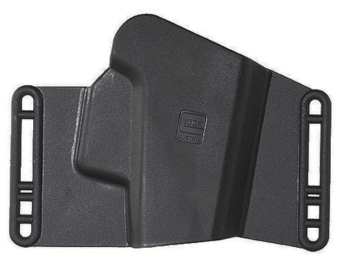Original Glock Black Molded Slim Profile Polymer Belt Holster