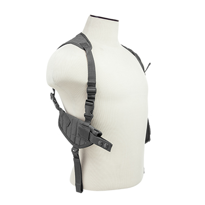 NcStar Ambidextrous Shoulder Holster - Multiple Colors Available