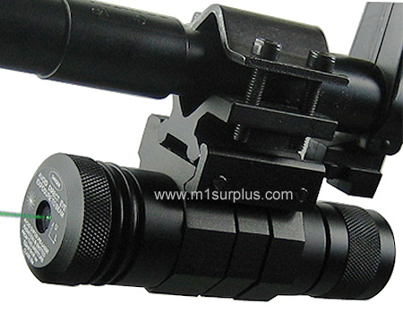 NcStar Tactical Green Laser w/ Switch & Barrel Mount