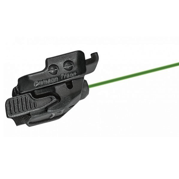 Crimson Trace Rail Master Compact Green Pistol Laser Sight