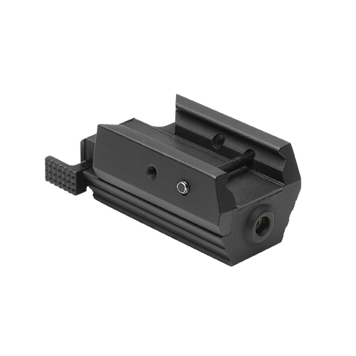 NcStar Compact Red Laser Sight w/ Weaver Style Mount