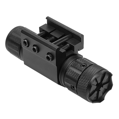 NcStar Blue Laser Aiming Sight with Pressure Switch & Rail Mount