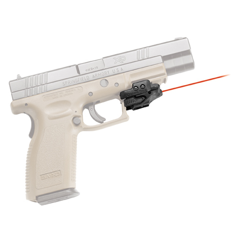 Crimson Trace Rail Master Compact Red Pistol Laser Sight