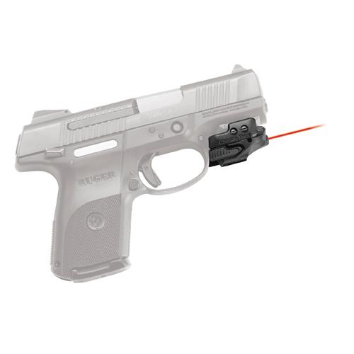 Mount Laser For Taurus Revolvers: Crimson Trace Rail Master Compact Red Pistol Laser Sight