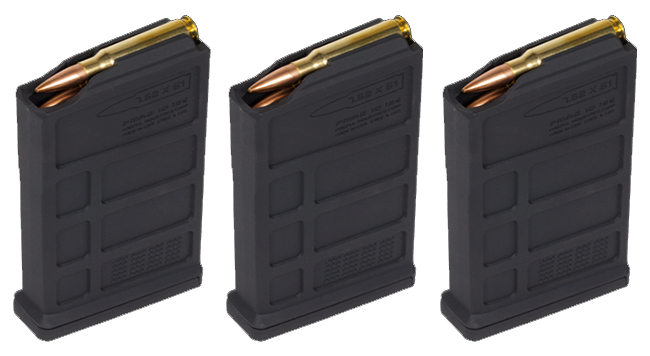 3 Pack MAGPUL HUNTER Remington 700 10rd 308 / 7.62x51 Magazines