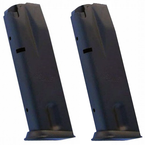 2 Pack - SIG P229 .40 .357 OEM 12rd Phosphate Pistol Magazine - Click Image to Close
