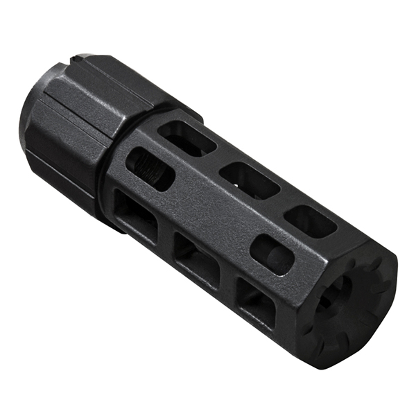 VISM AKM AK47 AK74 Multi Chamber Threaded Muzzle Brake / VAMAKT
