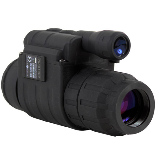 Sightmark 2x24 Ghost Hunter Night Vision Monocular + illuminator