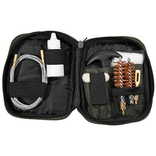 Barska Shotgun Cleaning Kit with Flexible Rod and Pouch