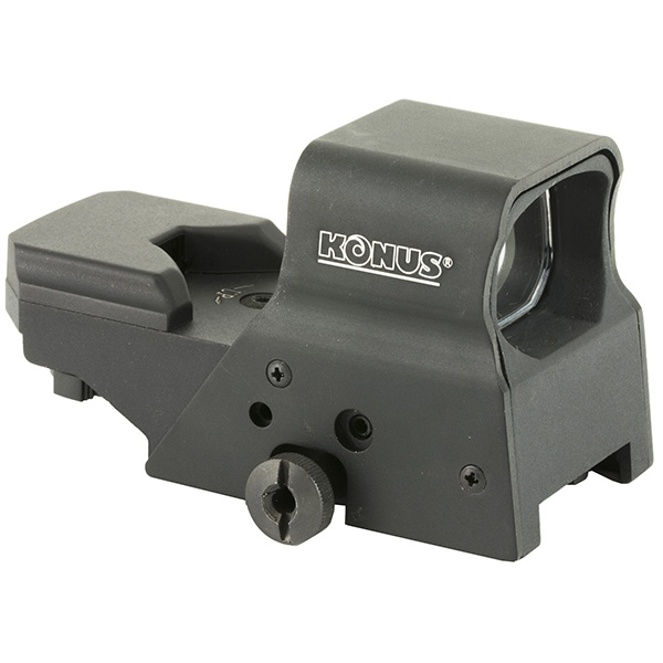 KONUS SIGHT-PRO R8 Rechargeable Red Green Dot Reflex Sight