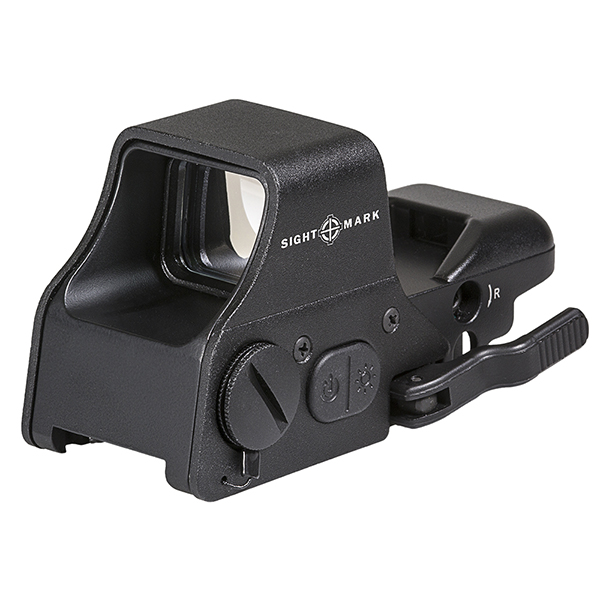 Sightmark Ultra Shot Plus Tactical 4 Reticle QD Reflex Sight