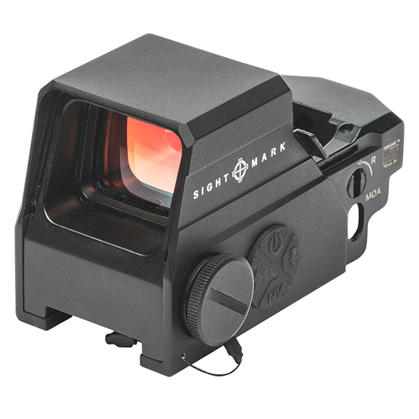 Sightmark Ultra Shot M-Spec FMS Reflex Sight Co-Witness Height