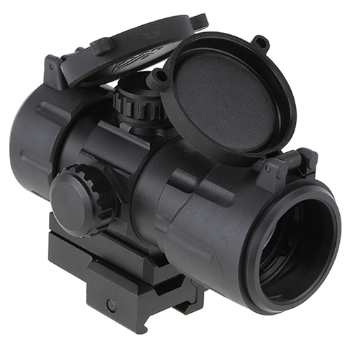 UTG Tactical Red Green Dot Co-Witness Quick Detach Scope - Click Image to Close